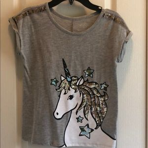 Girls Justice unicorn outfit